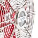 Bild 3 von H.Koenig JOE50 Metall-Ventilator rot