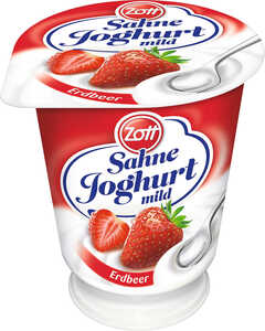 ZOTT  Sahne-Joghurt