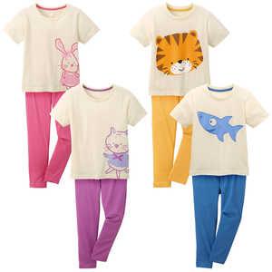 KUNIBOO®  Mädchen- oder Jungen-Pyjama