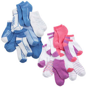 KUNIBOO®  Kinder-Sneakersocken mit Frotteesohle