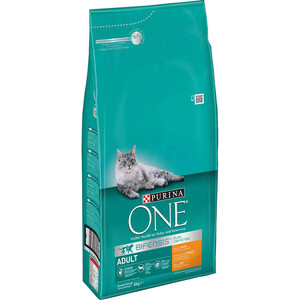 Purina ONE Bifensis Katzenfutter Adult Huhn