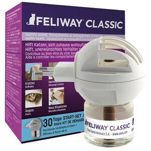 Feliway Classic Verdampfer Happy Home Start-Set