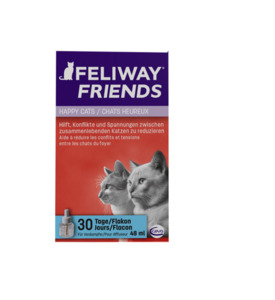 Feliway Friends 30-Tage Nachfüllflakon