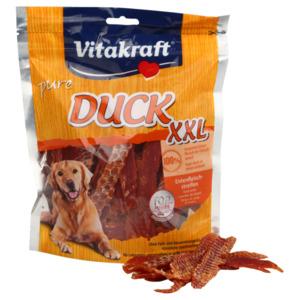 Vitakraft Hundesnack DUCK XXL Entenfleischstreifen