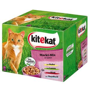 Kitekat Portionsbeutel -Markt-Mix- Multipack