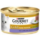 Bild 1 von Gourmet Gold Feine Pastete Lamm & grüne Bohnen