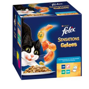 FELIX Sensations Fisch Mix Multipack Multipack
