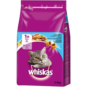Whiskas Adult 1+ mit Thunfisch