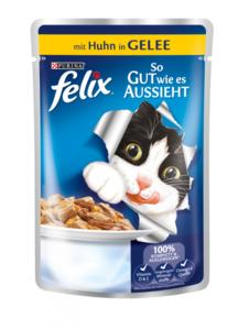 Felix - So gut wie es aussieht - im Frischebeutel