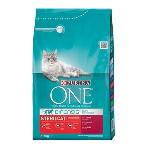 Purina ONE Bifensis Katzenfutter Sterilcat Rind