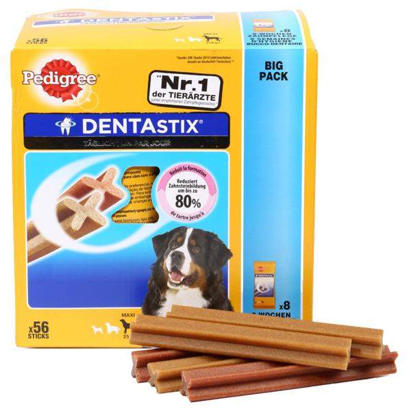 Pedigree DentaStix für große Hunde Multipack