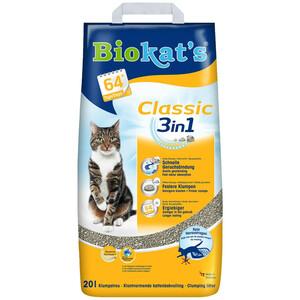 Biokat's Classic 3in1 Katzenstreu