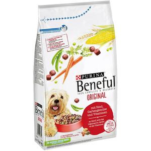 Beneful Original mit Rind, Gartengemüse & Vitaminen
