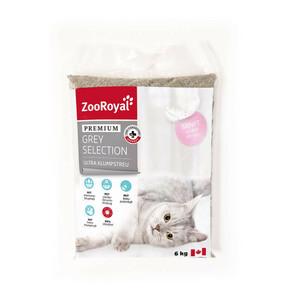 ZooRoyal Grey Selection Klumpstreu mit Babypuderduft