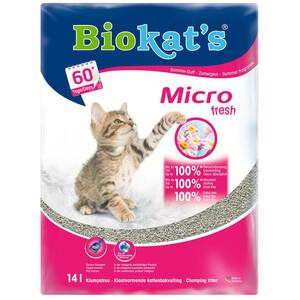 Biokat's Micro Fresh Katzenstreu