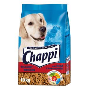 Chappi Vollkost Brocken mit Rind & Vollkorngetreide