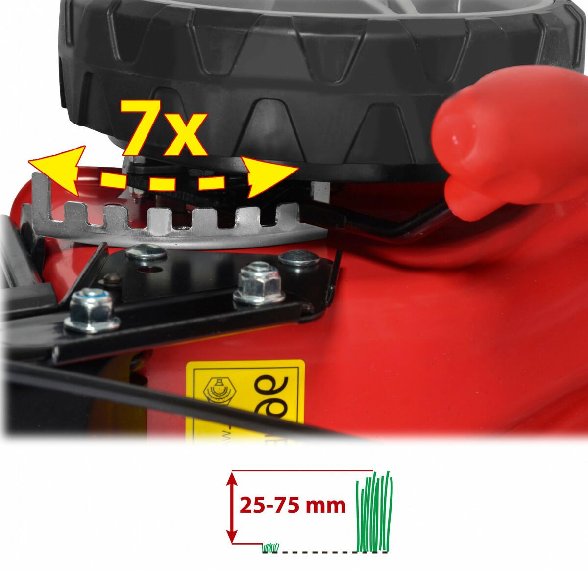 Bild 2 von Matrix Benzin-Rasenmäher GLM 40-SF-1