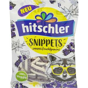 hitschler SNIPPETS saures Fruchtgummi 0.79 EUR/100 g