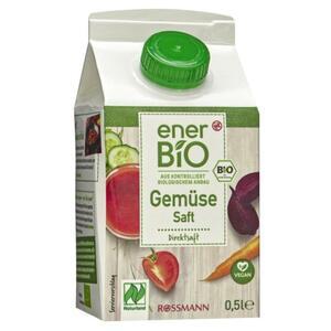 enerBiO Gemüsesaft 1.42 EUR/1 l