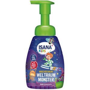 ISANA Kids Waschschaum Weltraum-Monster 0.72 EUR/100 ml