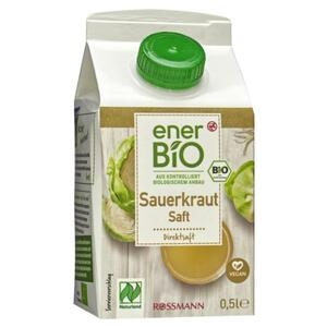 enerBiO Sauerkrautsaft 1.42 EUR/1 l