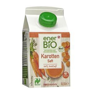 enerBiO Karottensaft 1.42 EUR/1 l