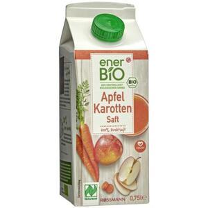 enerBiO Apfel-Karottensaft 2.12 EUR/1 l