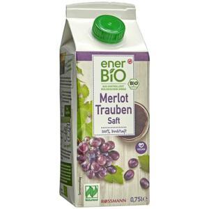 enerBiO Merlot-Traubensaft 1.59 EUR/1 l