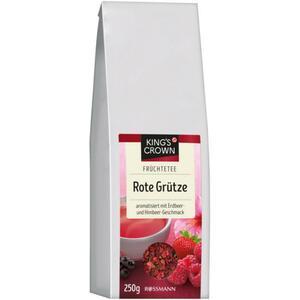 King´s Crown Früchtetee Rote Grütze 1.00 EUR/100 g