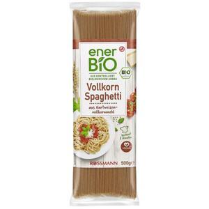 enerBiO Vollkorn Spaghetti 1.26 EUR/1 kg