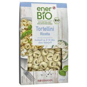 enerBiO Ricotta Tortellini 0.64 EUR/100 g