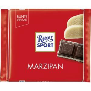 Ritter Sport Marzipan Tafelschokolade