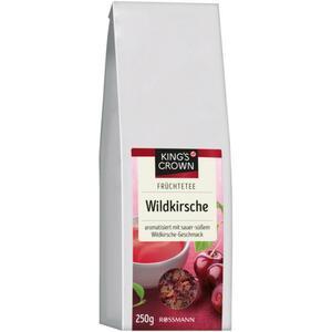 King´s Crown Früchtetee Wildkirsche 1.00 EUR/100 g