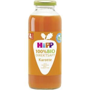 HiPP Bio 100% BIO Direktsaft Karotte 4.52 EUR/1 l (6 x 330.00ml)