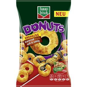 funny-frisch Donuts ERDNUSS Karamell Style süß & salzig 1.63 EUR/100 g