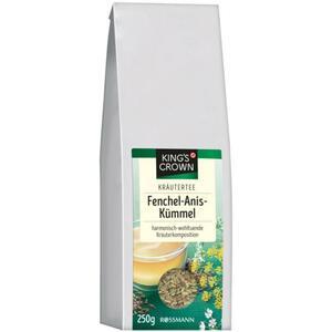 King´s Crown Kräutertee Fenchel-Anis-Kümmel 1.00 EUR/100 g