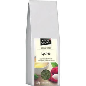 King´s Crown Weisser Tee Lychee 2.15 EUR/100 g