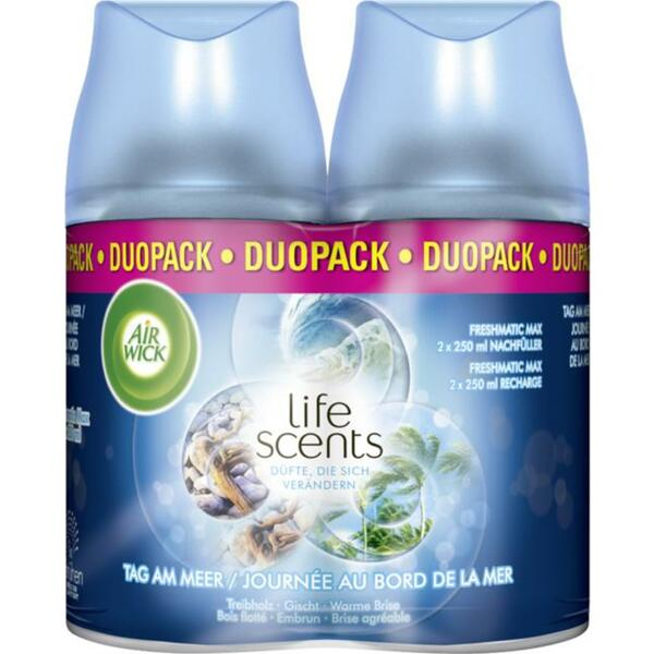 Air Wick Duopack Nachfüller für automatisches Duftspray 11.98 EUR/1 l