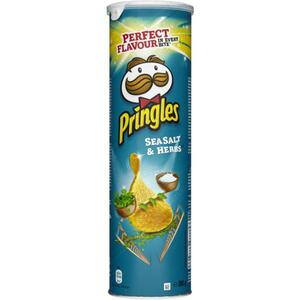 Pringles Seasalt & Herbs 1.15 EUR/100 g
