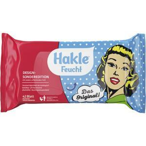 Hakle Feucht feuchtes Toilettenpapier Design Edition
