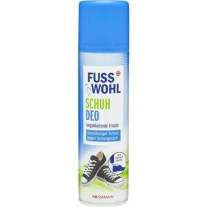 Fusswohl Schuh Deo 0.75 EUR/100 ml