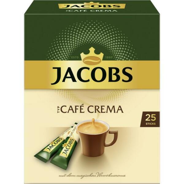 Jacobs Typ CAFÉ CREMA 3.53 EUR/100 g