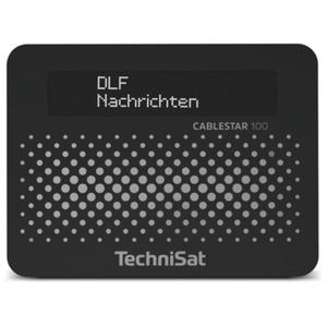 TechniSat CABLESTAR 100 Radio Empfangsteil für unverschlüsselte Kabelprogramme