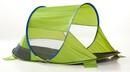 """Bild 1 von Solax-Sunshine Strandmuschel mit """"Pop-up""""-Funktion apfelgrün/blau"""