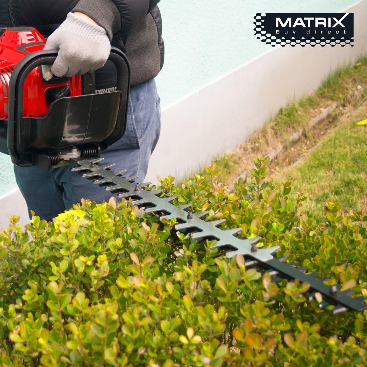 Bild 4 von Matrix Benzin Heckenschere PHT 26-750 26cc