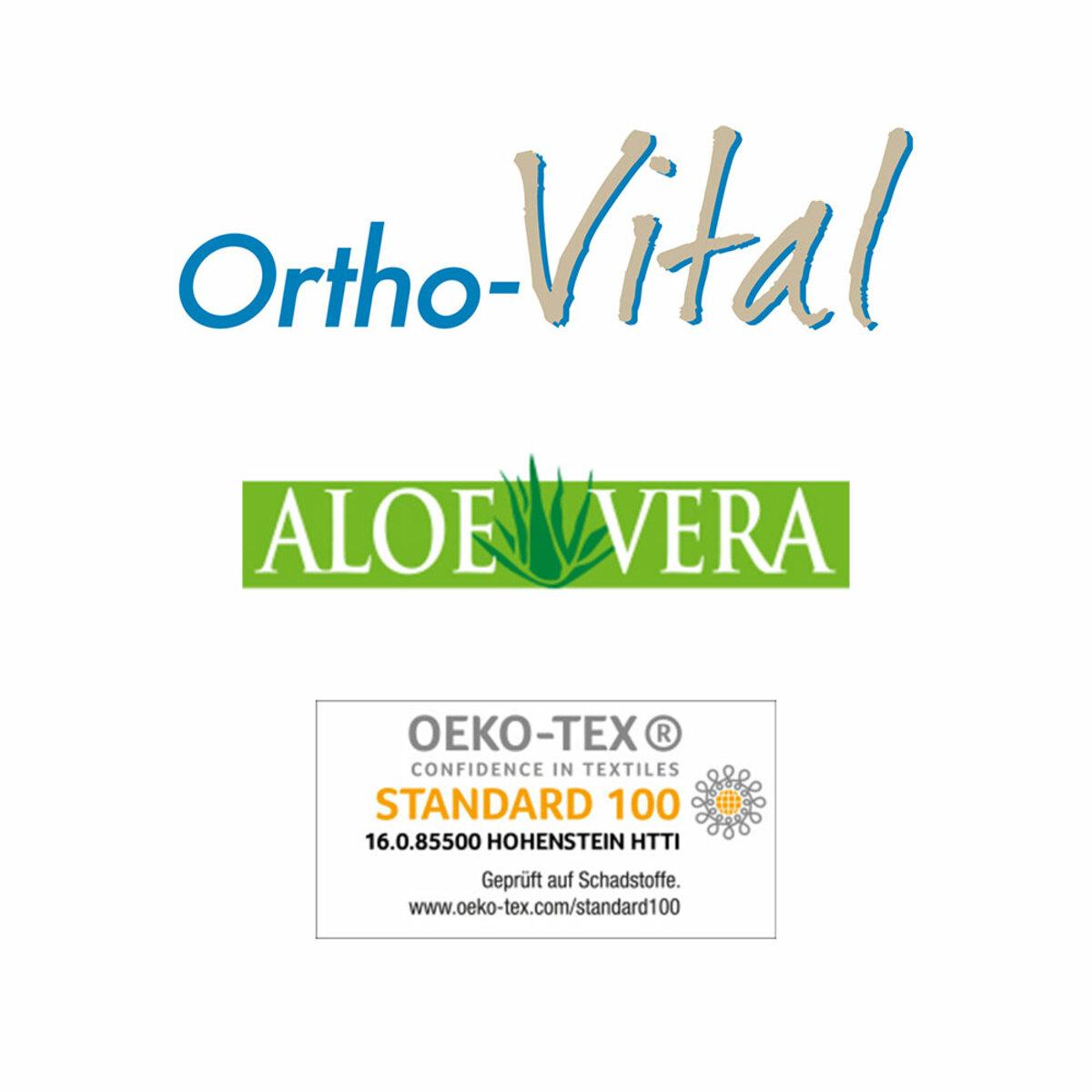 Bild 2 von Ortho-Vital Nackenstützkissen mit Aloe Vera