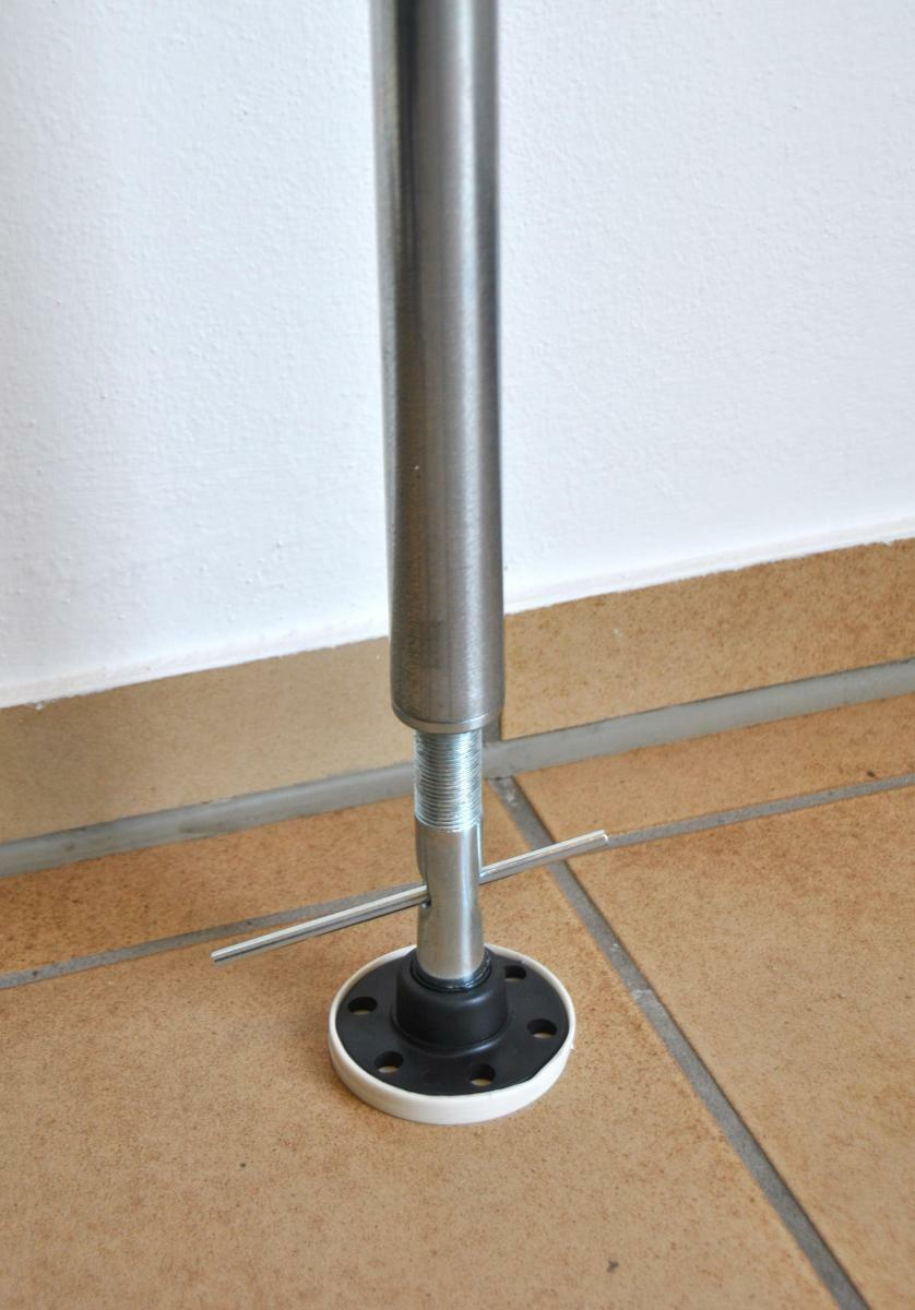 Bild 2 von Angerer Balkonsichtschutz grün/weiß 120 cm