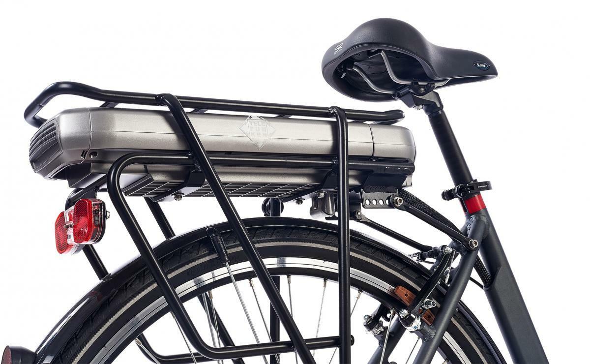 Bild 3 von Telefunken Damen City E-Bike RC657 Multitalent mit 7-Gang Shimano Nabenschaltung