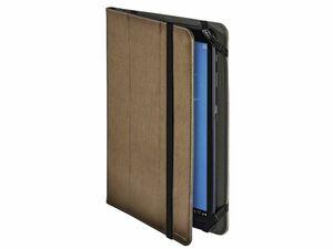Hama Tablet-Case Fold Uni für Tablets bis 25,6 cm (10,1), Braun