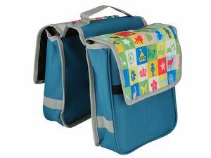 FISCHER  Gepäckträgertasche KIDS
